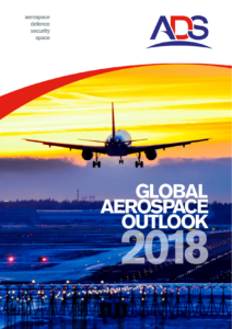 Global Aerospace Outlook 2018 cover image